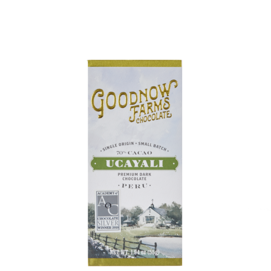 Goodnow Farms Chocolate Bar: Asochivite