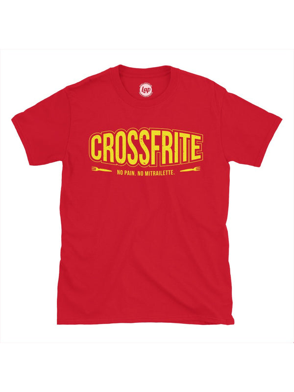 T-shirt Crossfrite