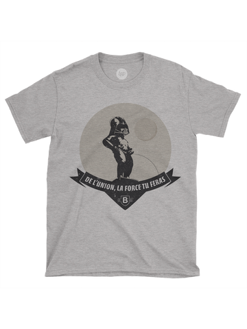 T shirt homme De l'union, la force tu feras