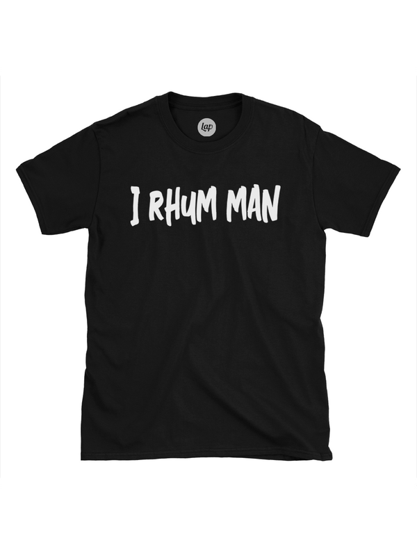 I RHUM MAN - Black edition