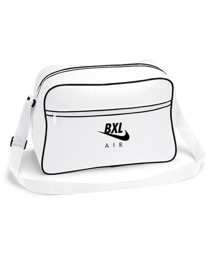 Sac rétro BXL AIR white