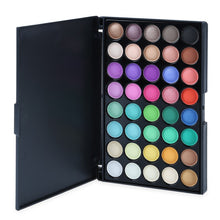Load image into Gallery viewer, 40 Colors Eye Shadow Earth Color For Daily & Evening & Smoky Makeup - The Read and Shade Store