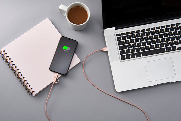 Charge your iPhone directly from your laptop