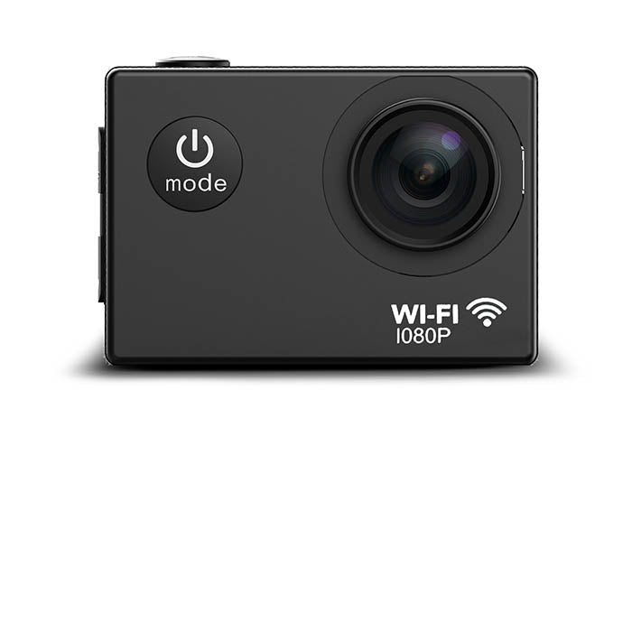 AC10 Action camera front view