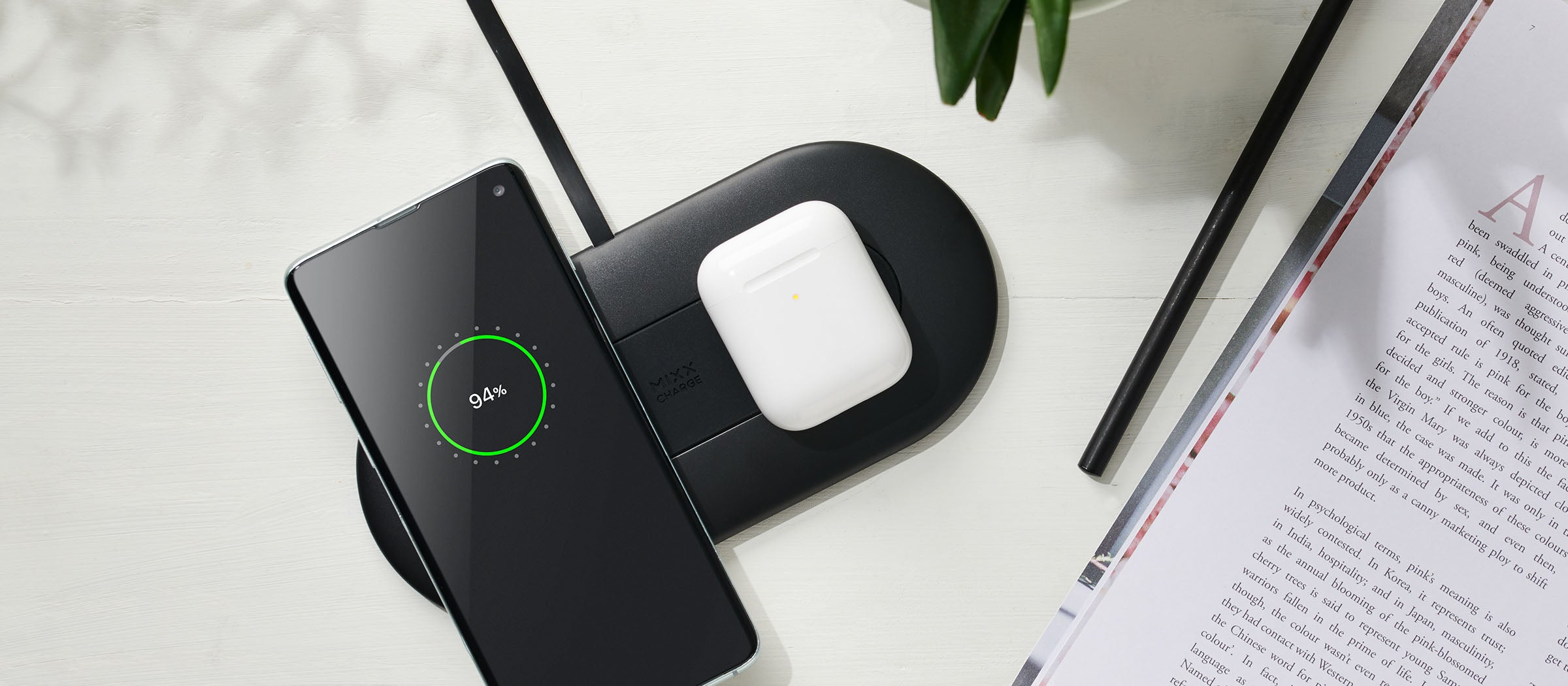 Chargespot Duo wireless charger