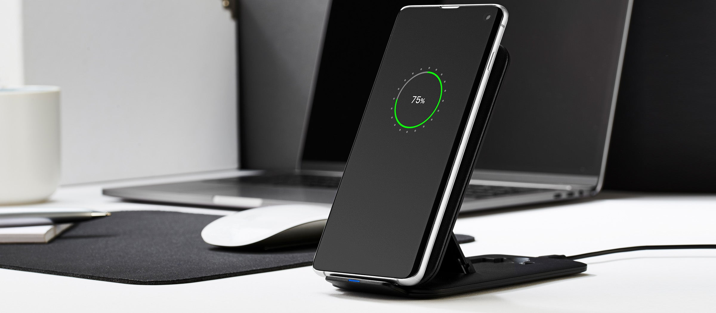 Chargestand wireless charger