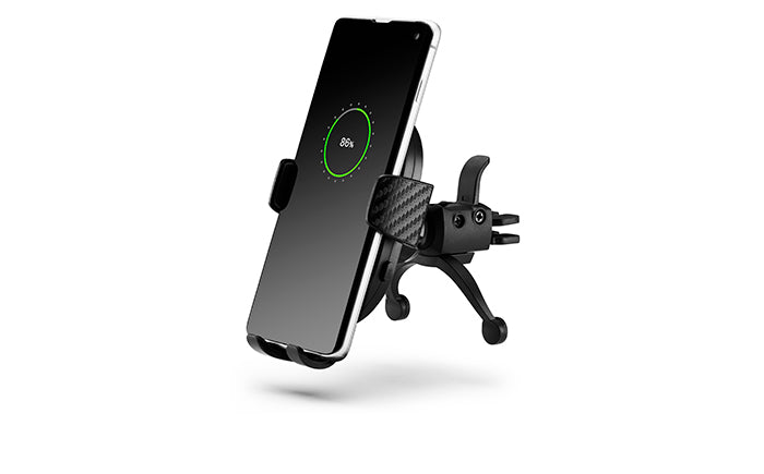 DashCharge wireless car mount for Samsung phones