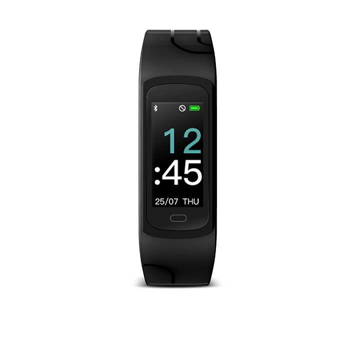 F1 fitness tracker front view