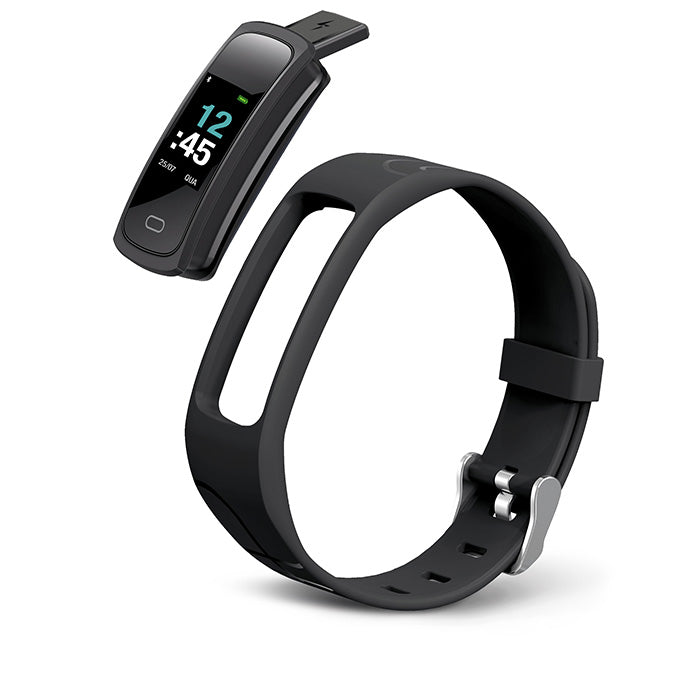 F1 fitness tracker with removable module