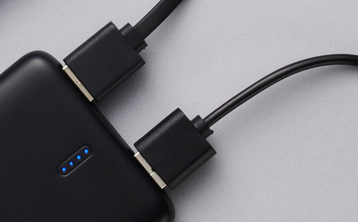 Power Up 4 power bank USB ports