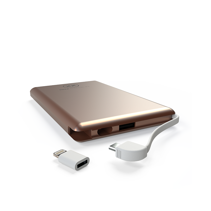 Powerlife Slim 4000mAh power bank