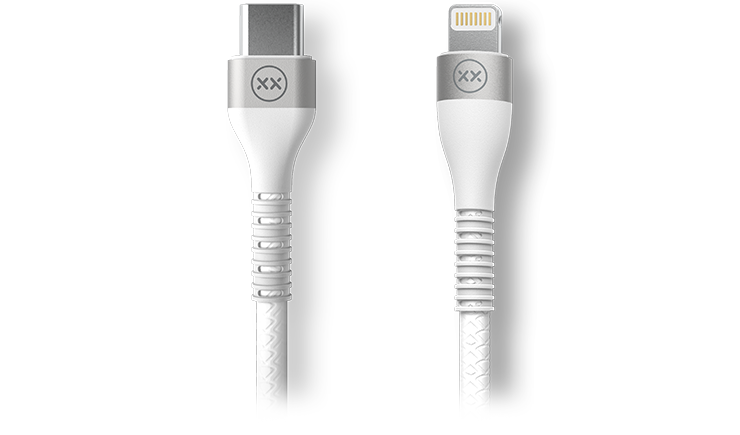 Lightning cable with power delivery for iPhone