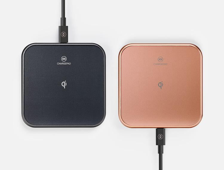 Chargepad multiple colours