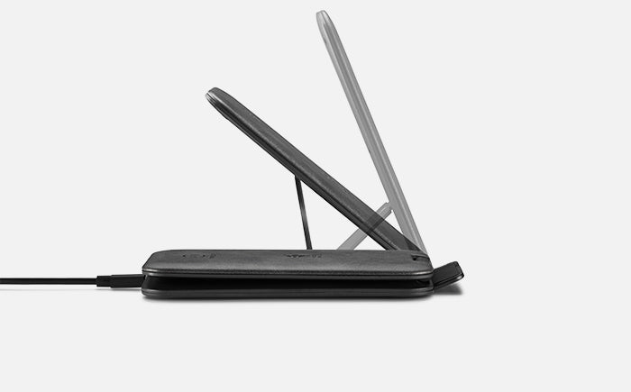 Chargestand wireless charger foldable design