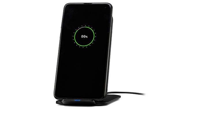 Chargestand wireless charger for Samsung