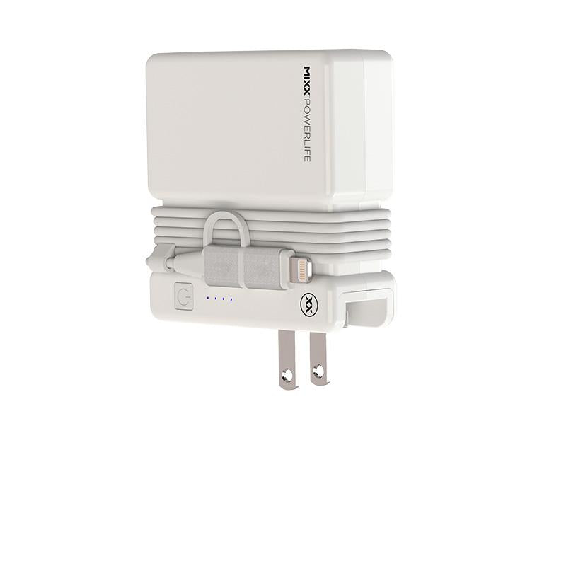 FLX Charge US travel adapter
