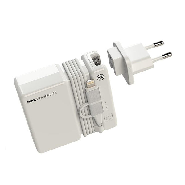 FLX Charge International travel adapter