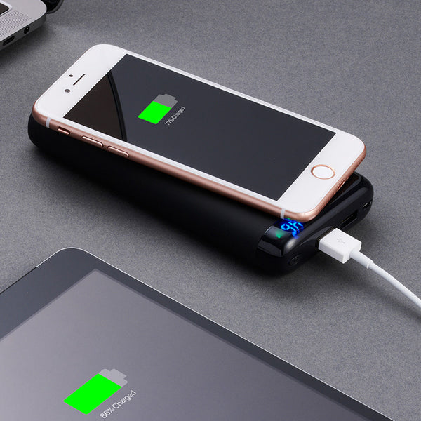 MIXX Qi10 wireless power bank