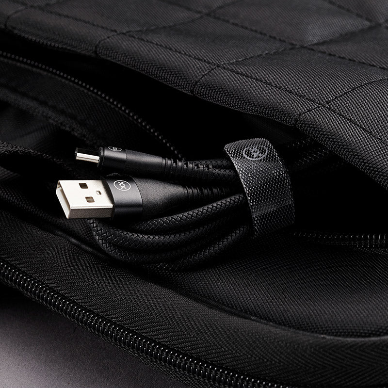 MIXX Type C cable in black
