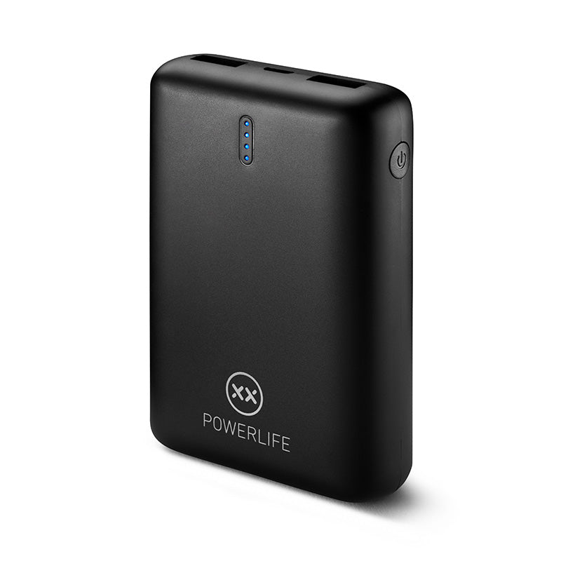 PowerUp 4 power bank side angle
