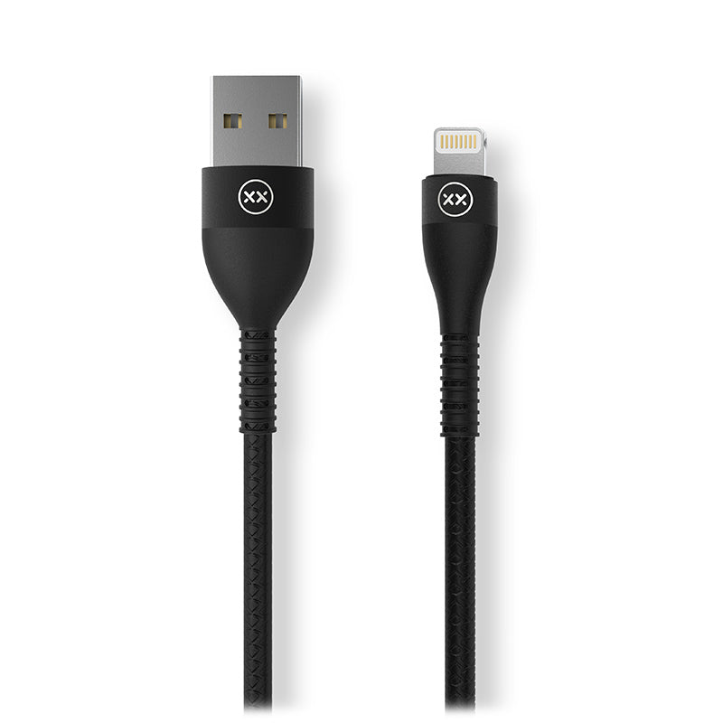 Lightning cable in black