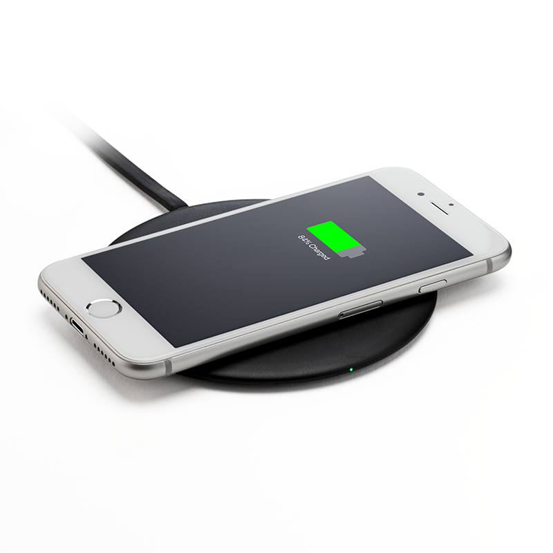 ChargeSpot wireless charger for iPhone 8