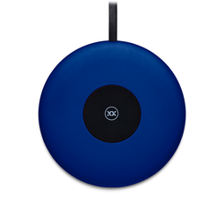 Wireless charger ChargeSpot blue