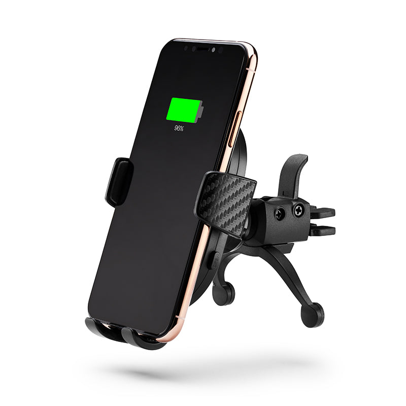 Wireless car mount for iPhone XS