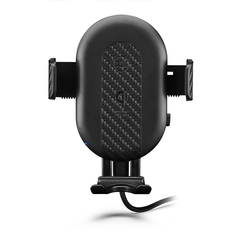 Wireless car mount front view