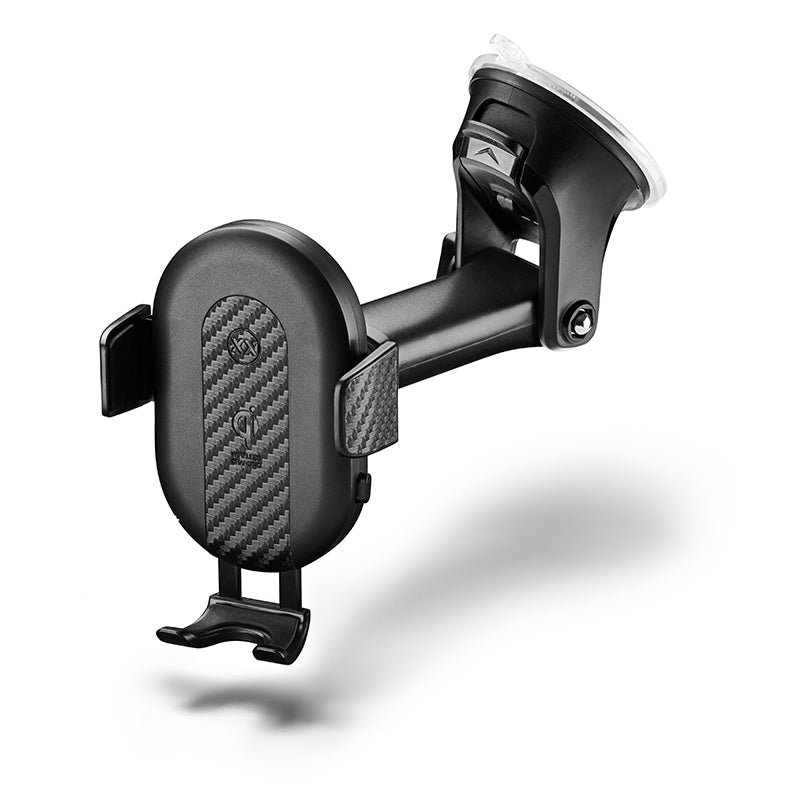 wireless car mount with extendable arm