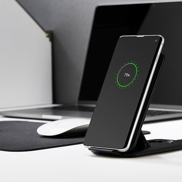 ChargeStand wireless charger for Samsung S10