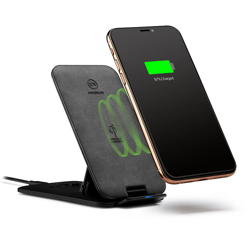ChargeStand wireless charger for iPhone X, XR, XS