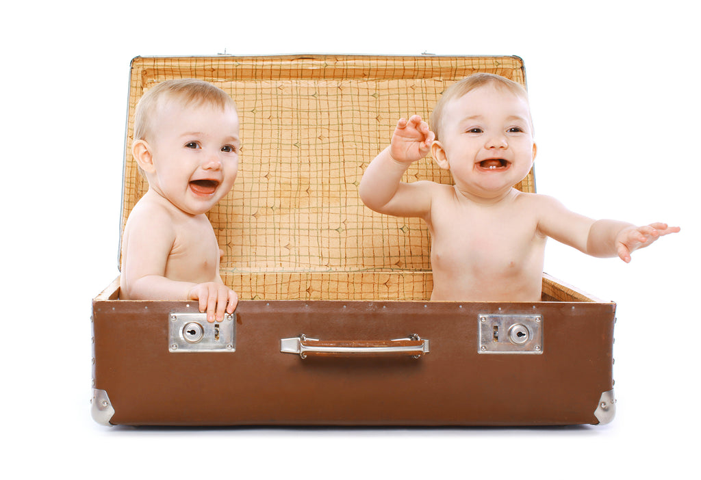 Baby Travel Tips from the Trenches