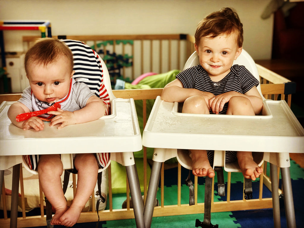 What it's REALLY like to Have Two Boys Under Two