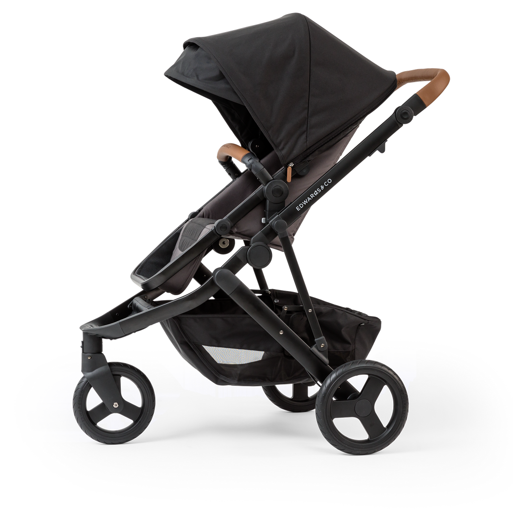 Best 3-wheel pram Edwards & Co Oscar Mx