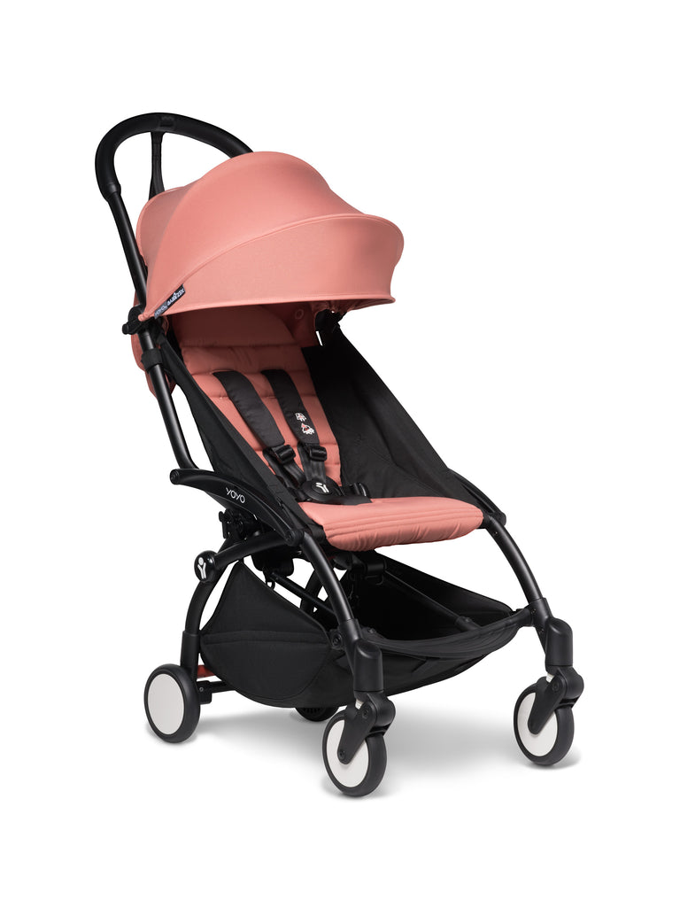 Best compact stroller BABYZEN YOYO² with seat pad
