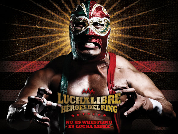 The History of Mexican Wrestling Masks