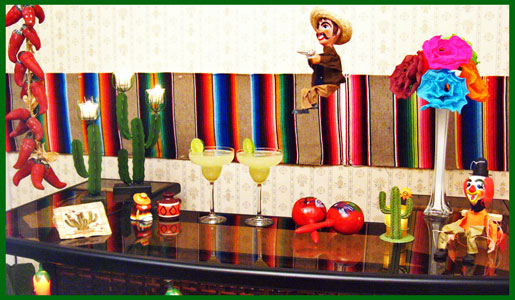 2014 Mexican Fiesta Theme Party Ideas