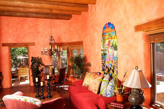 Interior Decorating - A Touch of Mexican