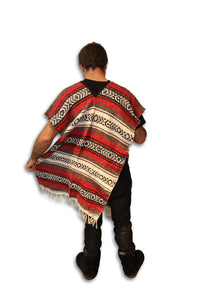 Traditional Mexican Ponchos