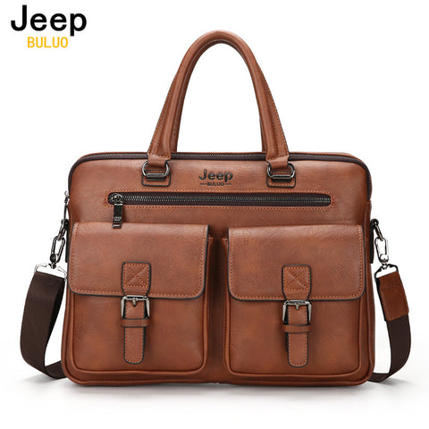 JEEP BULUO's Business 14' Laptop Bag