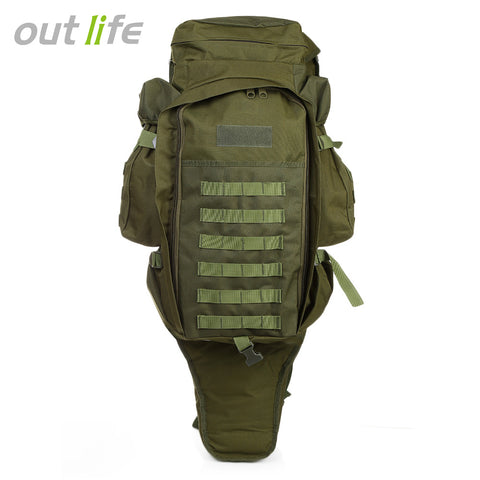 Outlife's 60L Outdoor Trekking Military Style Backpack