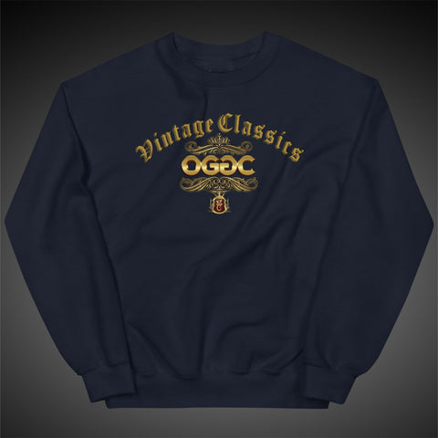 ></div> </div> </div>  <div> <div> <div> <div> <p><span>The OGGC Sweatshirts Collection</span></p> <meta charset=