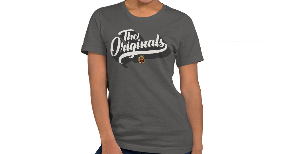 OGGC Girl Shirt The Originals Women Shirts