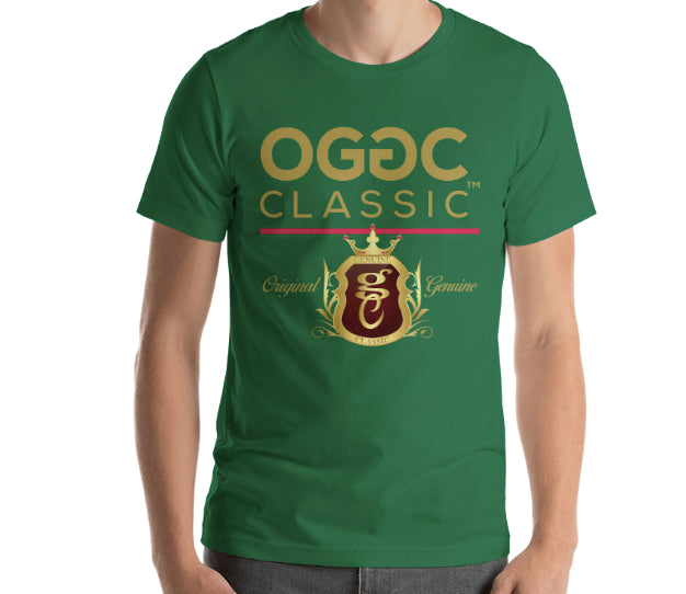OGGC Brand Shirt Original Genuine Classics Tee Quality T-Shirts