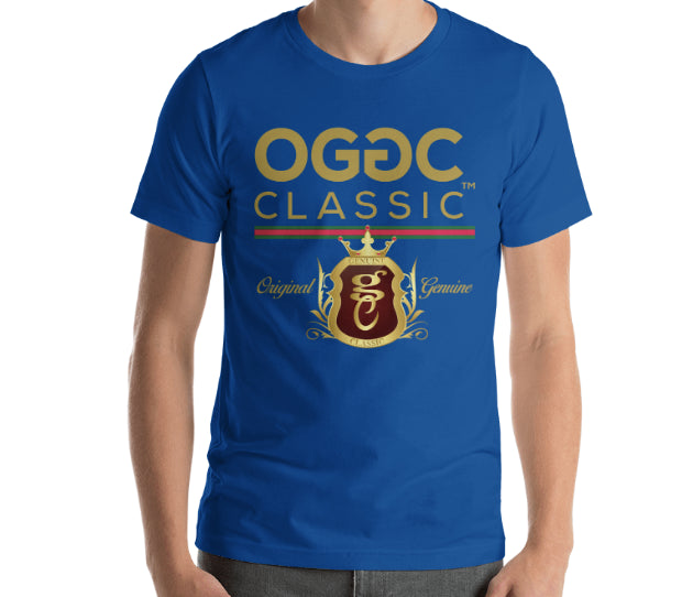 OGGC Brand Shirts Original Genuine Classic Grey Tee T-Shirt
