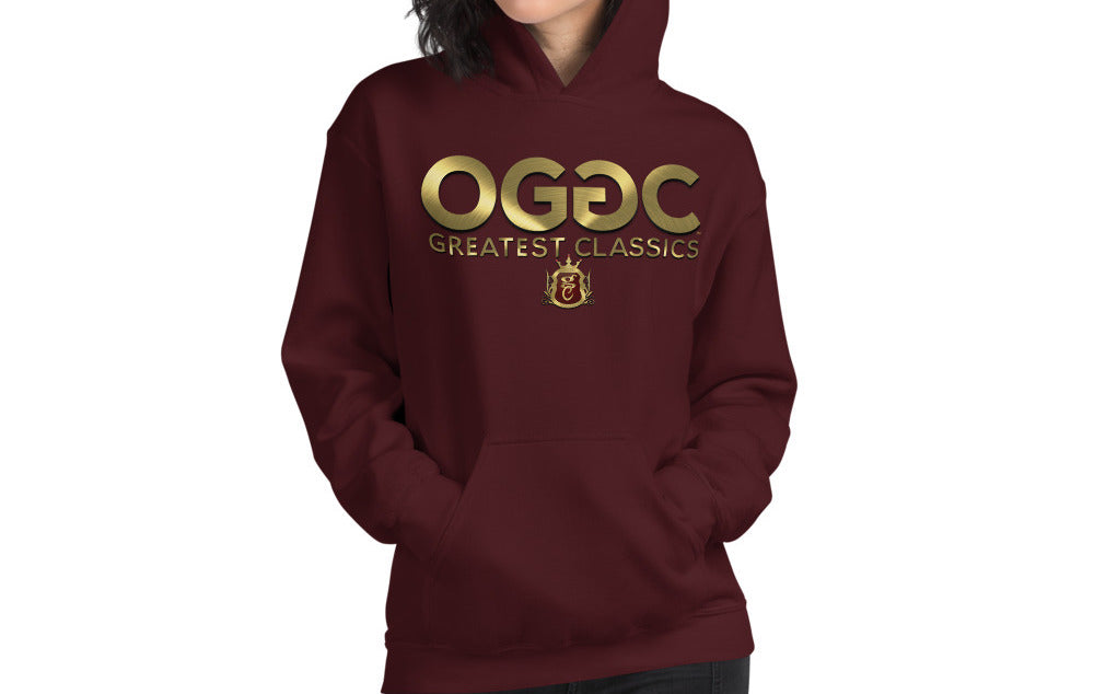 OGGC Women Hoodies Gold Greatest Classics Hoodie Women's Hoody Hoods