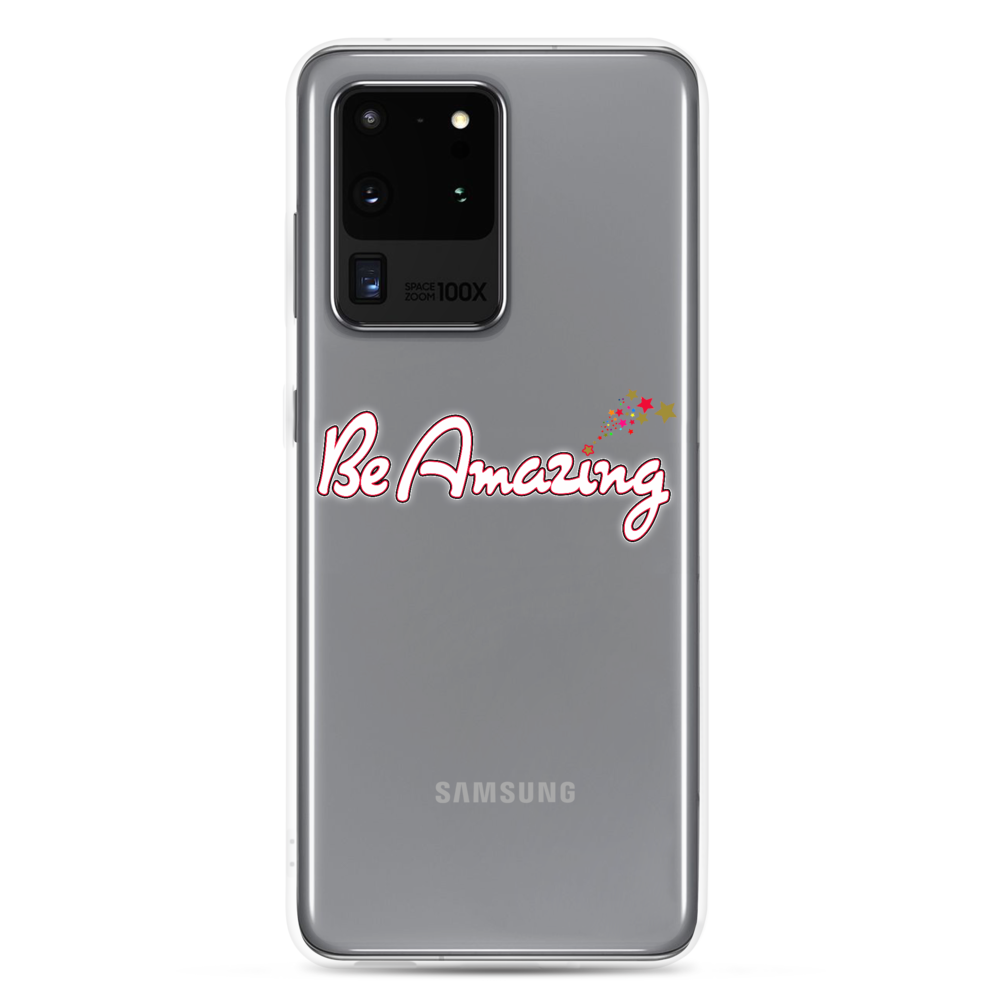 Max La Vida Be Amazing Samsung Cases