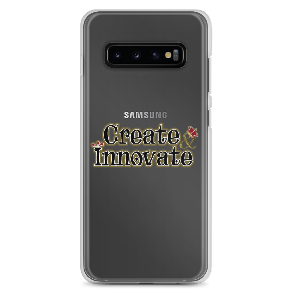 Max La Vida Create Innovate Samsung Cases