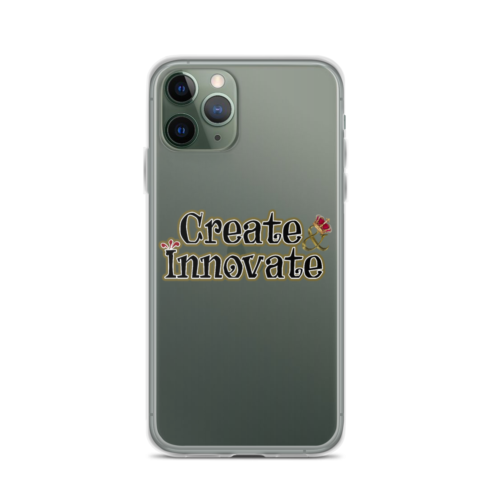Max La Vida Create Innovate iPhone Cases